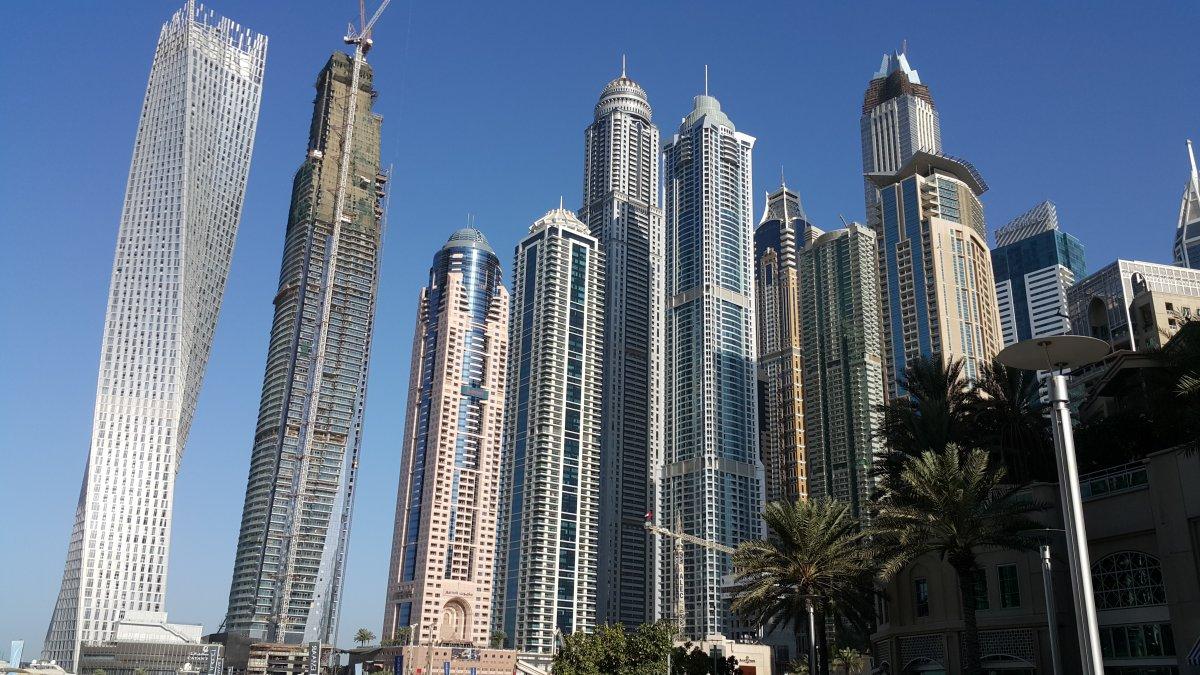 Дубай 2020 волна дубай